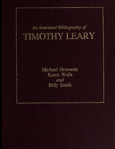 leary-bibliography-cover