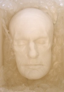 Timothy Leary's Death Mask