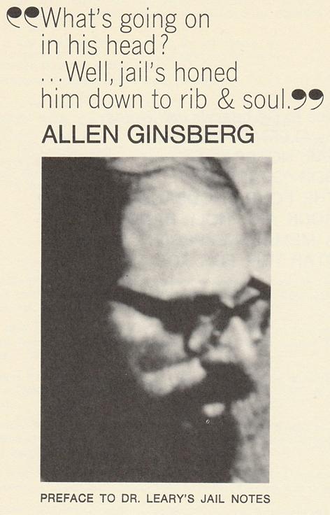 Ginsberg preface